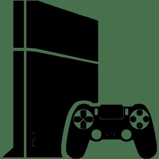 Игровые приставки PS4